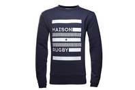 Rugby Division Neuilly Graphic Rugby Sweatshirt
