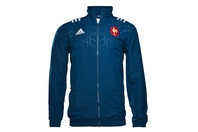 adidas France 2016/17 Players Presentation Rugby Jacket