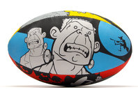 Gilbert Randoms Monsters Rugby Ball