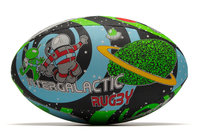 Gilbert Randoms Space Wham Rugby Ball