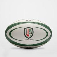 Gilbert London Irish Official Replica Rugby Ball
