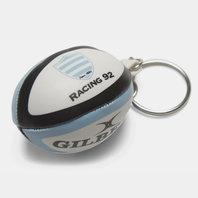 Racing 92 Mini Ball Keyring