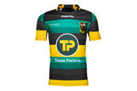 Macron Northampton Saints 2016/17 Home S/S Replica Rugby Shirt
