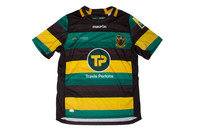 Macron Northampton Saints 2016/17 Kids Home S/S Replica Rugby Shirt