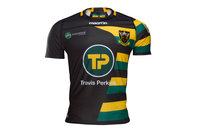 Macron Northampton Saints 2016/17 European S/S Replica Rugby Shirt