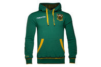 Northampton Saints 2016/17 Players Travel Hooded Rugby Sweat