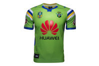 ISC Canberra Raiders Home NRL 2017 Replica S/S Rugby Shirt