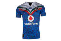 Canterbury New Zealand Warriors NRL 2017 Heritage S/S Rugby Shirt