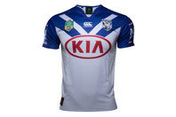 Canterbury Bulldogs NRL 2017 Home S/S Replica Rugby Shirt