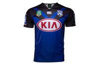 Canterbury Bulldogs NRL 2017 Alternate S/S Replica Rugby Shirt