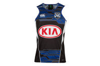 Canterbury Bulldogs NRL 2017 Players Rugby Training Singlet