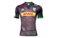 Harlequins 2016 Big Game 9 S/S Charity Rugby Shirt
