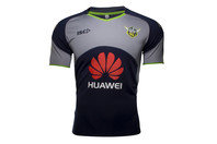ISC Canberra Raiders NRL 2017 Rugby Training T-Shirt