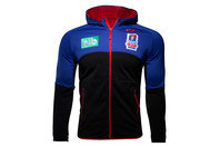 ISC Newcastle Knights NRL 2017 Players Workout Hooded Rugby Sweat