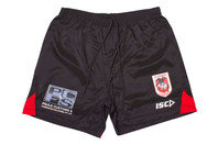ISC St George Illawarra Dragons NRL 2017 Players Training Shorts