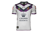 ISC Melbourne Storm NRL 2017 Alternate S/S Rugby Shirt