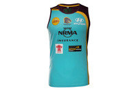 ISC Brisbane Broncos NRL 2017 Players Rugby Training Singlet