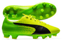 Puma evoSPEED 17 SL S Kids FG Football Boots