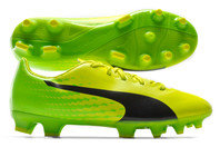 Puma evoSPEED 17.4 FG Kids Football Boots