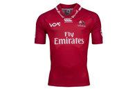 Canterbury Lions 2017 Home S/S Super Rugby Replica Shirt