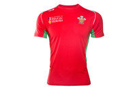 VX-3 Help for Heroes Wales 2016/17 Kids Rugby T-Shirt