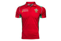VX-3 Help for Heroes Wales 2016/17 Rugby Polo Shirt