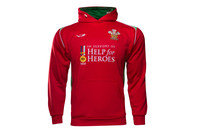 VX-3 Help for Heroes Wales 2016/17 Hooded Rugby Sweat