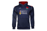 VX-3 Help for Heroes England 2016/17 Hooded Rugby Sweat