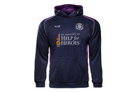VX-3 Help for Heroes Scotland 2016/17 Hooded Rugby Sweat
