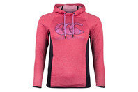 Canterbury CCC Poly Fleece Ladies Hooded Sweat