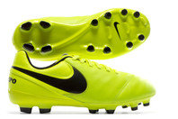Nike Tiempo Legend VI Kids FG Football Boots