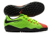 Nike HypervenomX Phelon III Kids TF Football Trainers
