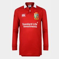 Canterbury British & Irish Lions 2017 Youth Match Day Classic L/S Rugby Shirt