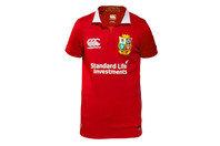 Canterbury British & Irish Lions 2017 Youth Match Day Pro S/S Rugby Shirt