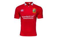 Canterbury British & Irish Lions 2017 Kids Match Day Classic S/S Rugby Shirt