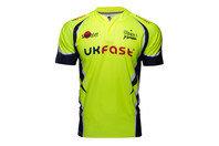 Samurai Sale Sharks 2016/17 Alternate S/S Replica Rugby Shirt