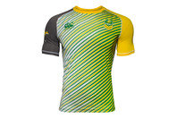 Australia Kangaroos 2016 Replica Rugby Training T-Shirt