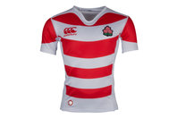 Canterbury Japan 2017 Home Pro S/S Rugby Shirt