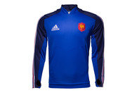 adidas France Rugby Training Jacket