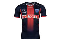 Kappa FC Grenoble 2017/18 Home Replica S/S Rugby Shirt
