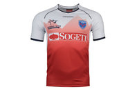 Kappa FC Grenoble 2017/18 Alternate Replica S/S Rugby Shirt