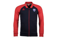 Kappa FC Grenoble 2017/18 Players Rugby Training Jacket
