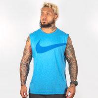 Nike Breathe Sleeveless Training Tank Top
