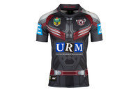 ISC Manly Sea Eagles 2017 NRL Marvel S/S Ltd Edition Rugby Shirt