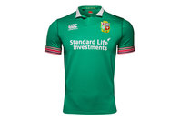 Canterbury British & Irish Lions 2017 Kids Pro S/S Rugby Training Shirt