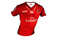Canterbury Lions 2017 Home Youth S/S Super Rugby Replica Shirt