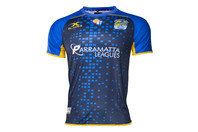 X Blades Parramatta Eels NRL 2017 S/S Rugby Training Shirt