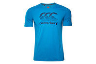 Canterbury Vapodri Poly Large Logo Training T-Shirt