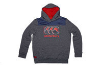 Canterbury CCC Classic Kids Hooded Rugby Sweat