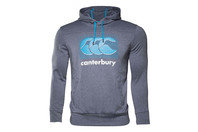 Canterbury CCC Poly Fleece Hooded Rugby Sweat